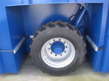 Hydraulisk hjulophæng