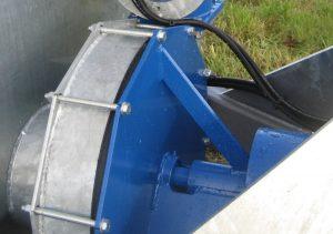 ØRUM Vognpumpe med fustfri aksel