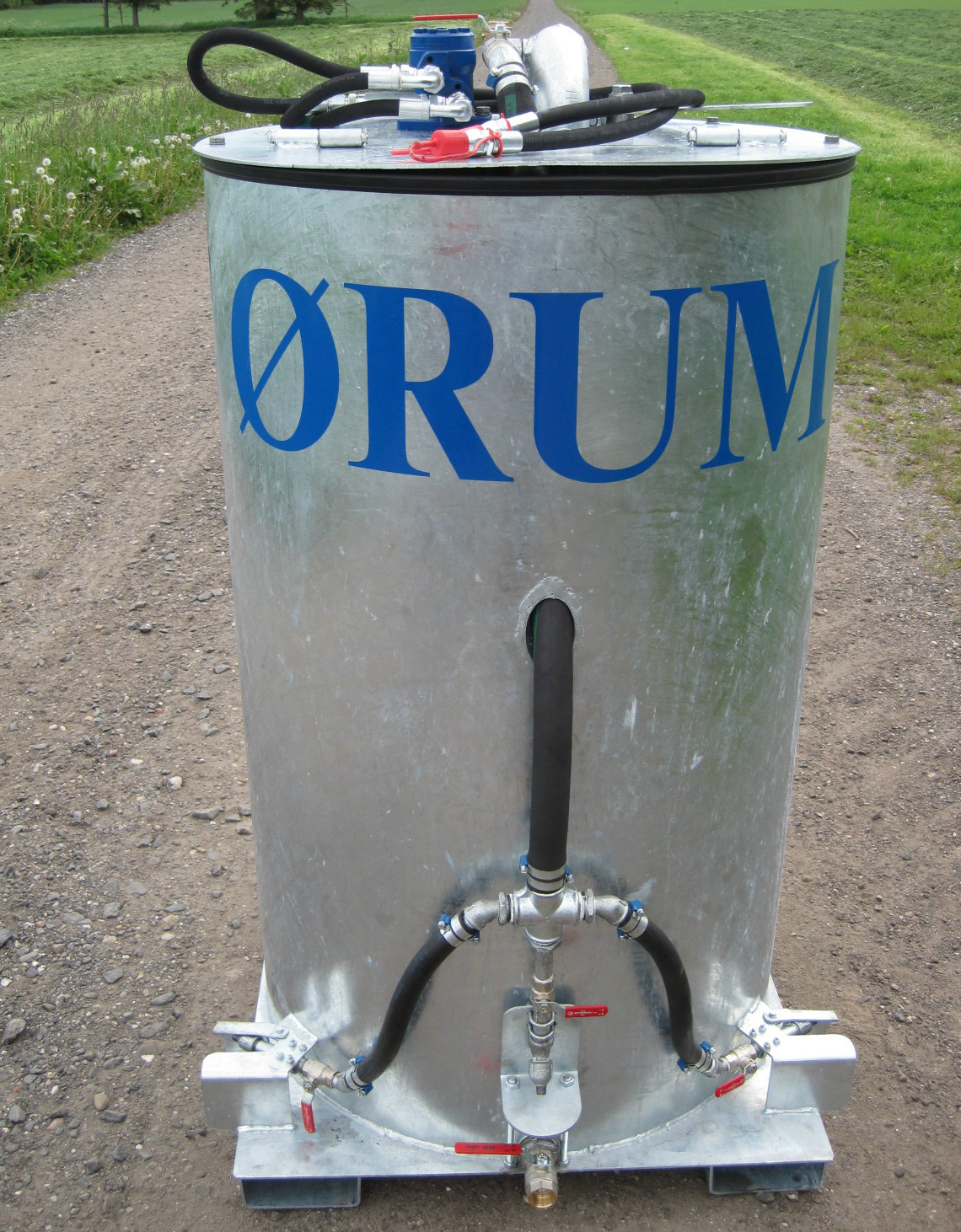 ØRUM Kalkudlægger