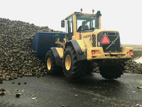 ØRUM 5 ton roe snitteskovl