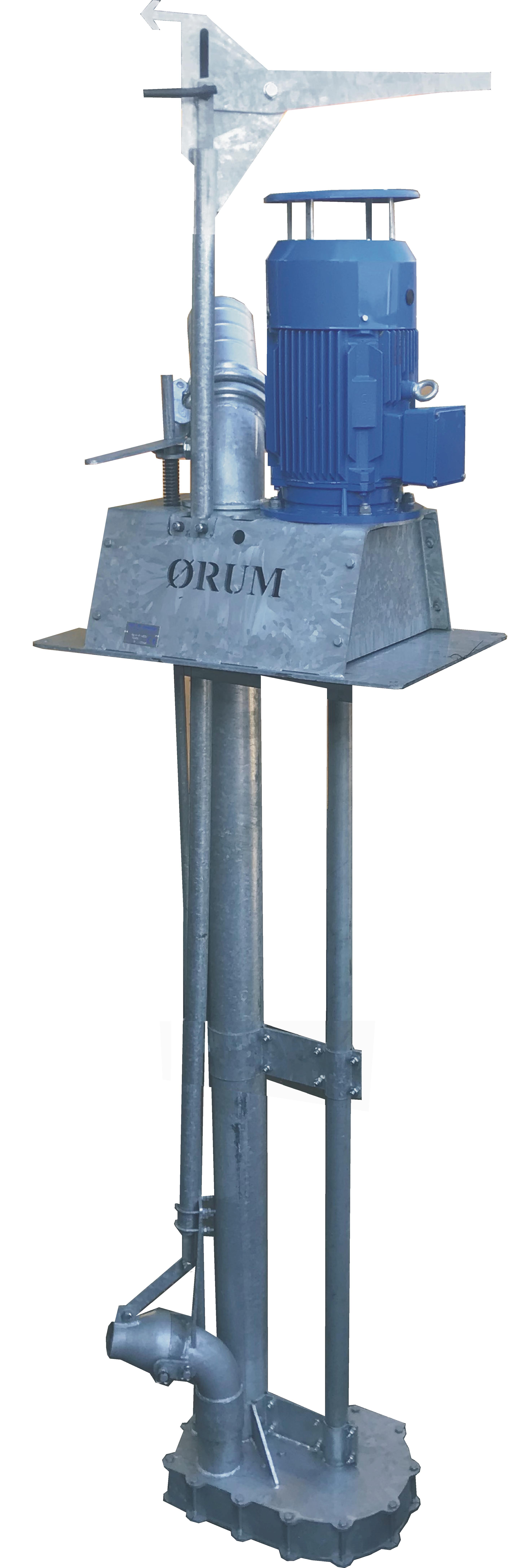 ØRUM GP16 Gyllepumpe